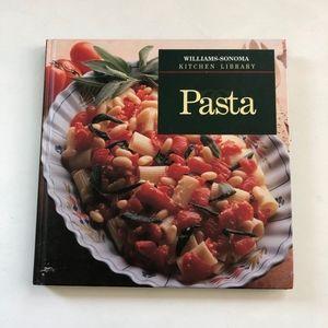 Williams Sonoma Kitchen Library Pasta Cookbook